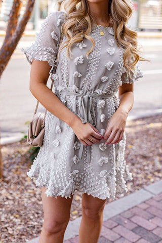 Fresh Air Floral Sun Dress