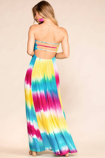 Shop Priceless | Tie-Dye | Maxi Dress | Womens
