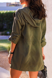 Olive Lightweight Jacket