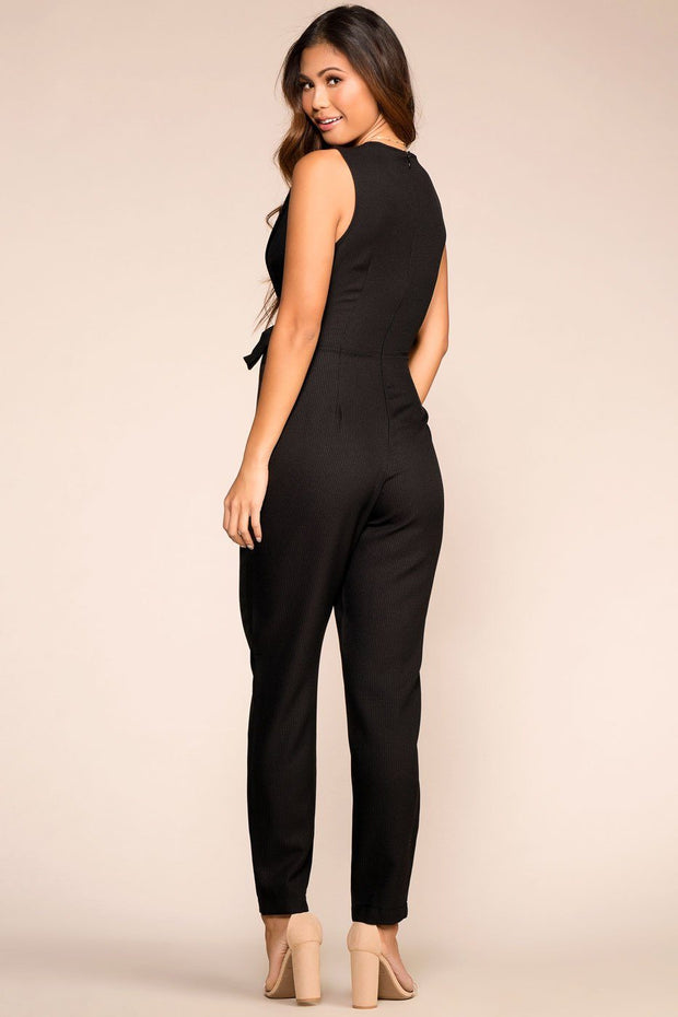 Make It Work Black Jumpsuit | Shop Priceless