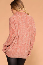 Shop Priceless | Mauve | Turtleneck Sweater | Womens