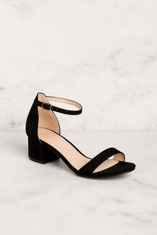 Eliza Heels in Black