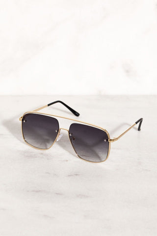 Audina Sunglasses - Silver