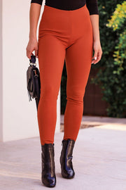 Run Rust Leggings