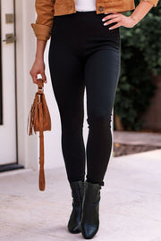 Black Leggings