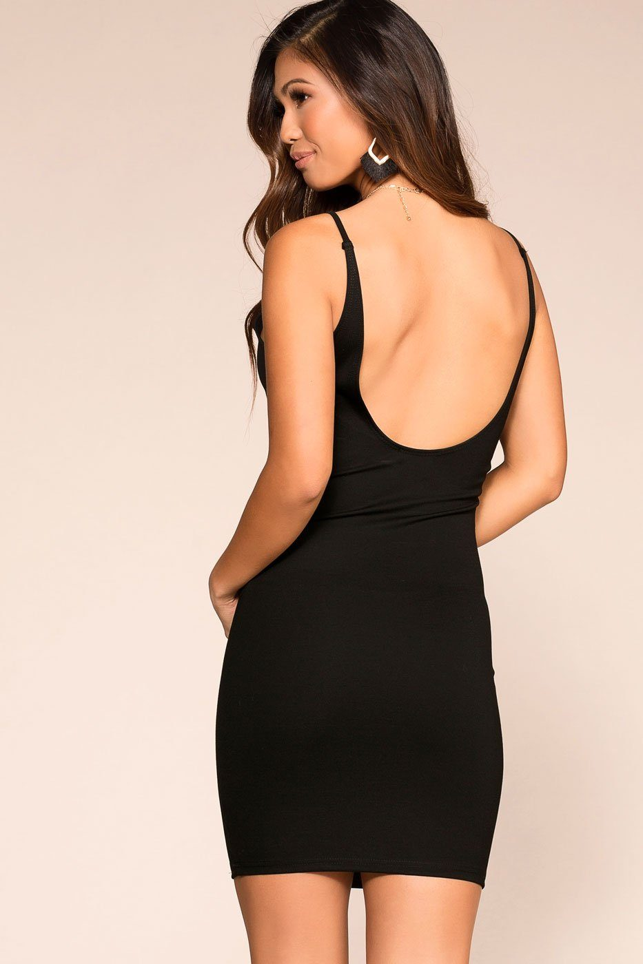 Priceless | Black | Bodycon | Dress | Womens