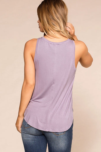 Priceless | Lavender | Tank Top | Womens
