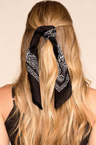 Rebel Heart Bandana - Pink