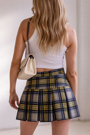 Riviera Pleated Skirt