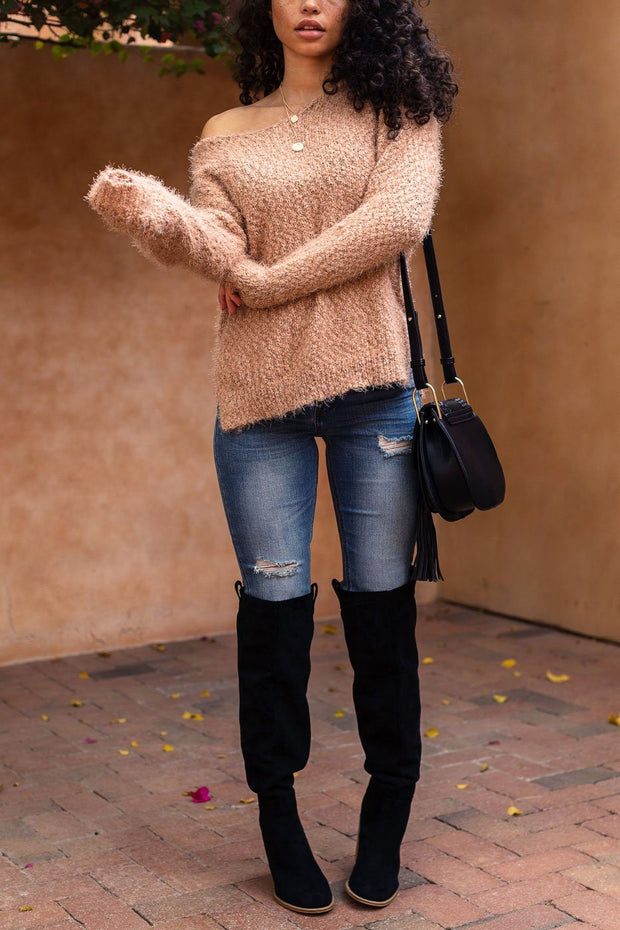 Clay Knit Sweater