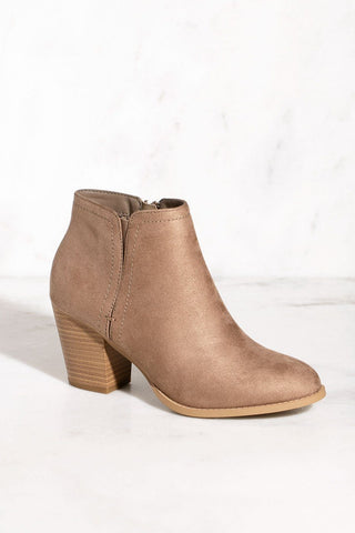Spotlight Booties