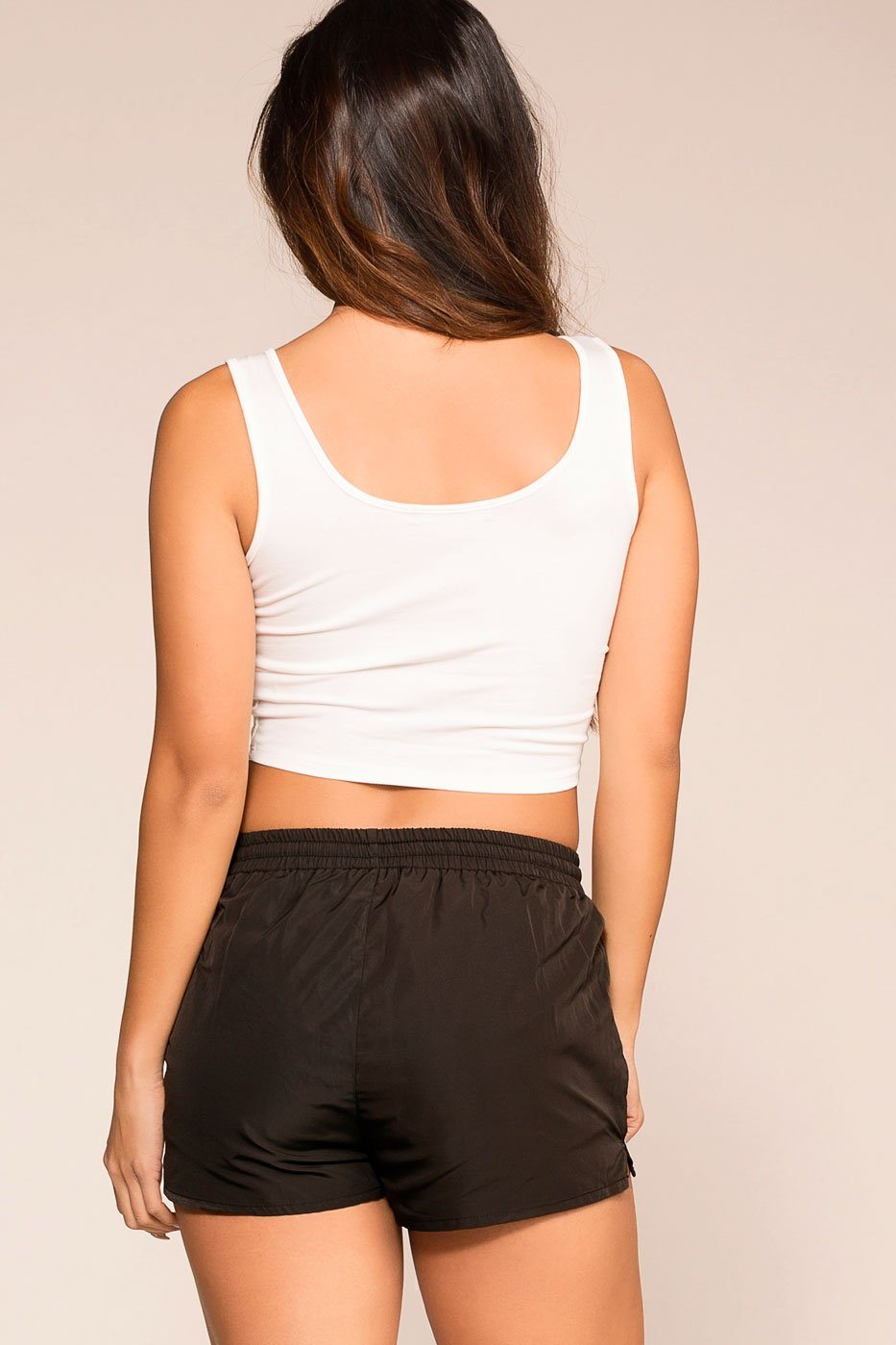 Priceless | Black | Track Shorts | Womens
