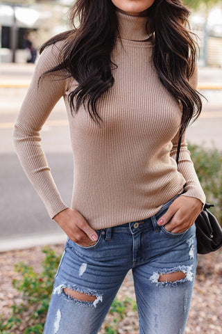 Holland Colorblock Oversize Knit Sweater
