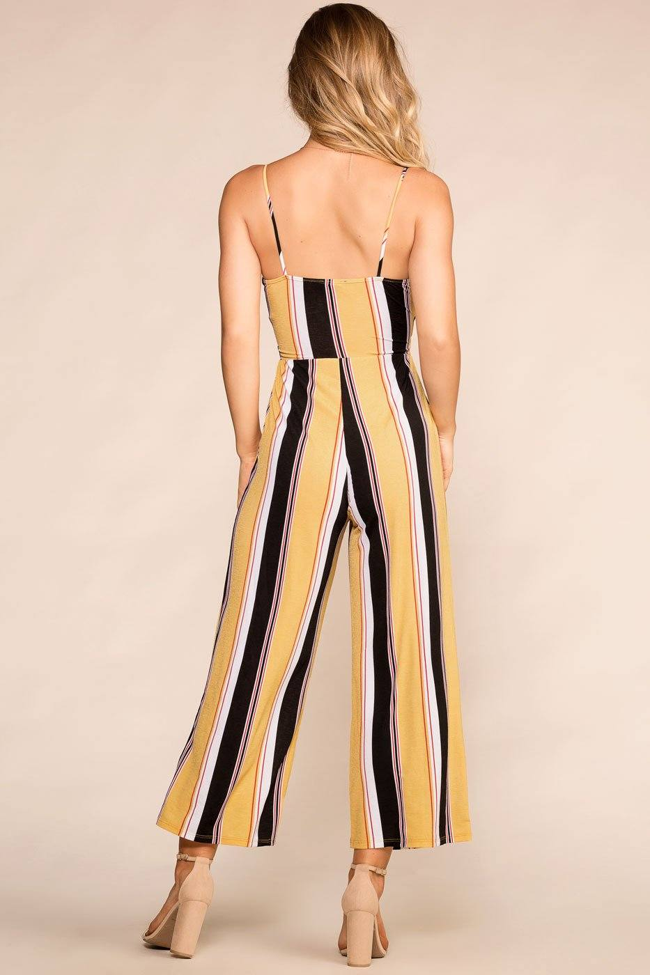 Shop Priceless | Striped | Jumpsuit | Womens