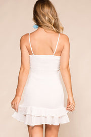 Shop Priceless | White | Mini Dress | Womens