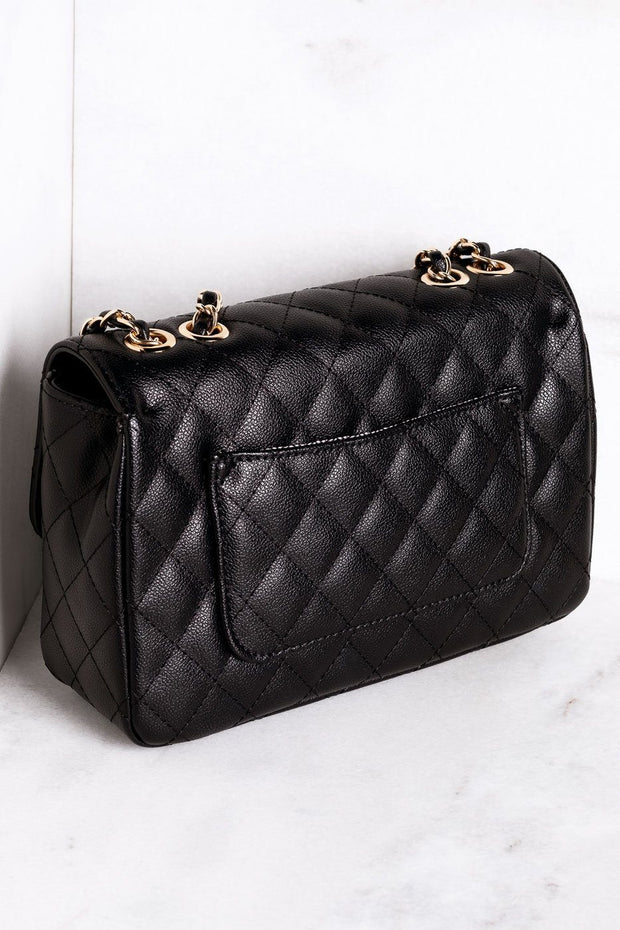 Thelma Black Purse