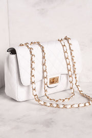 Thelma White Purse