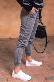 Faded Grey Joggers