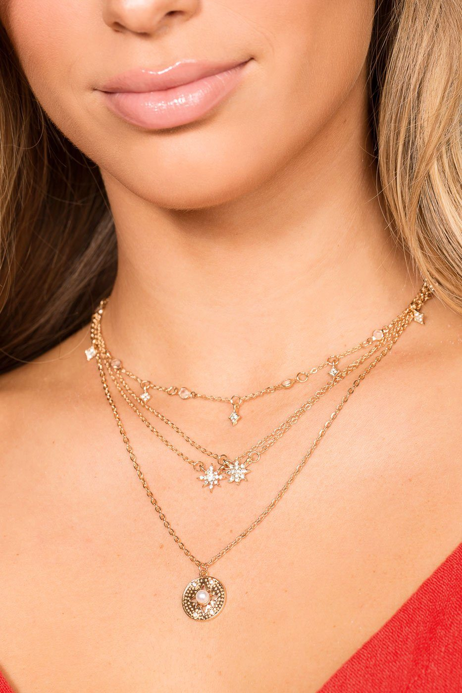 d3d905f922c Universal Appeal Layered Necklace