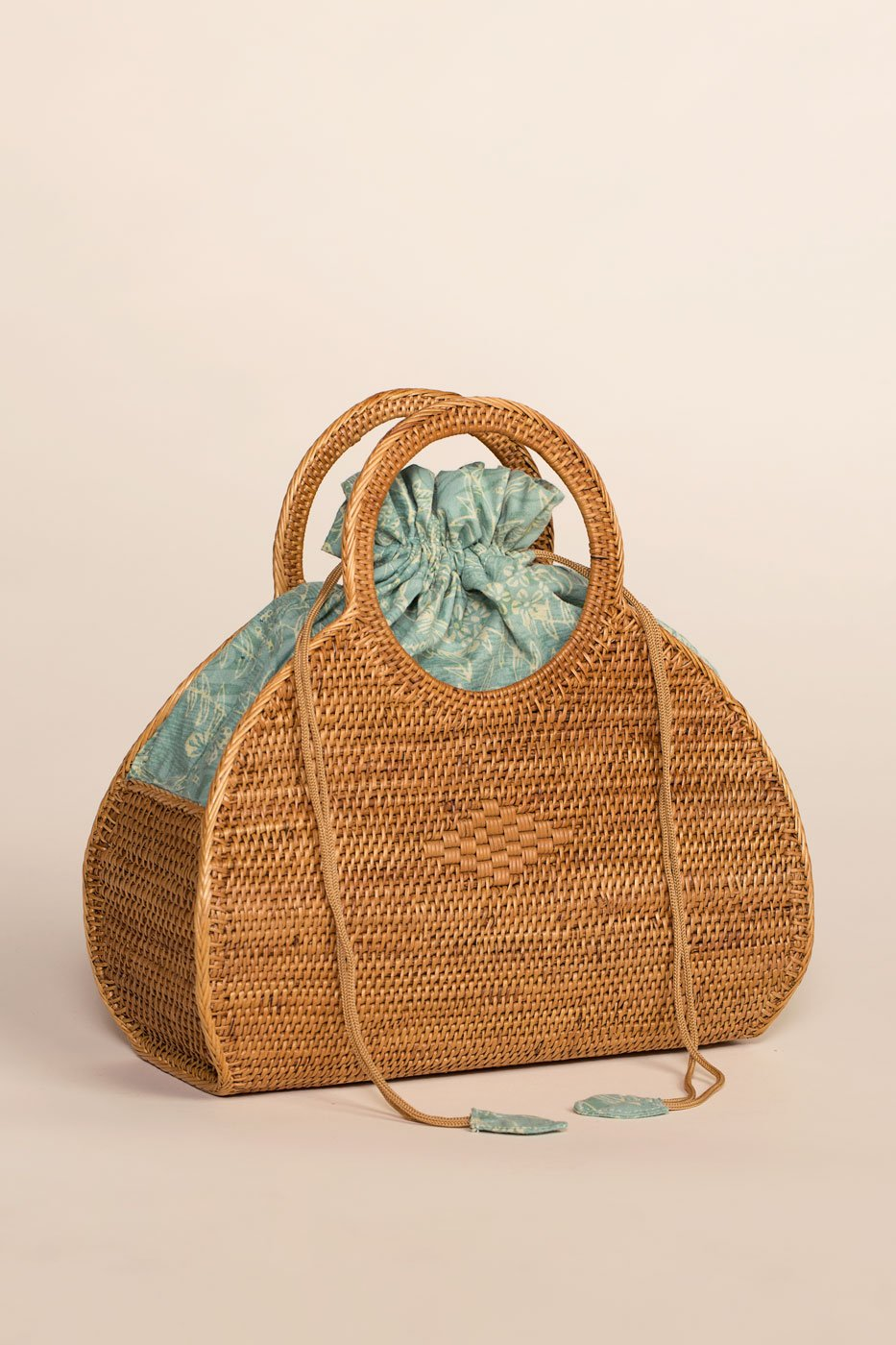 Accessories - Bali Straw Handbag