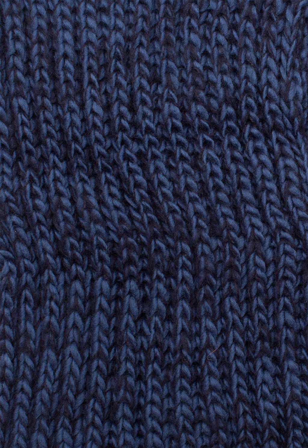 Accessories - Cambrey Knit Infinity Scarf - Navy