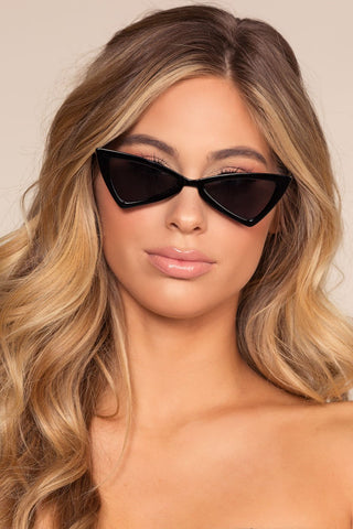 Zoa Sunglasses - Rose
