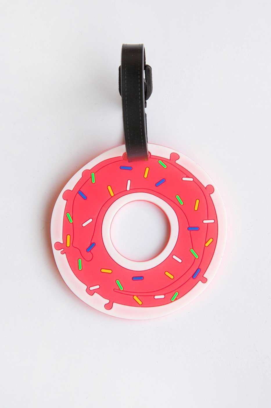 Accessories - Donut Luggage Tag