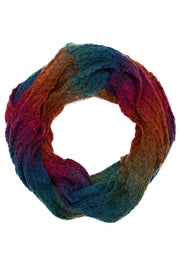 Accessories - Everly Infinity Scarf - Multi