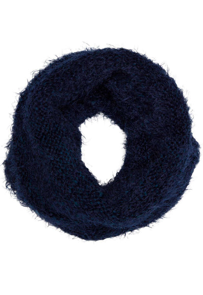 Accessories - Harlet Tube Scarf - Navy