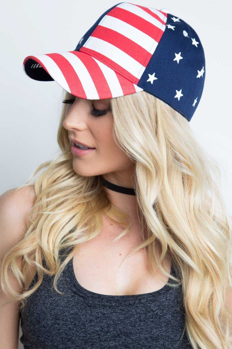 Accessories - Heart And Soul American Baseball Cap