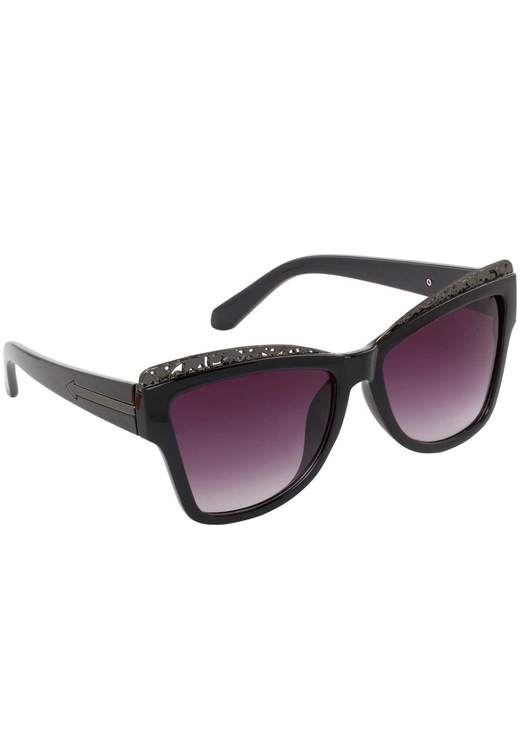Accessories - Jungle Babe Sunglasses In Charcoal