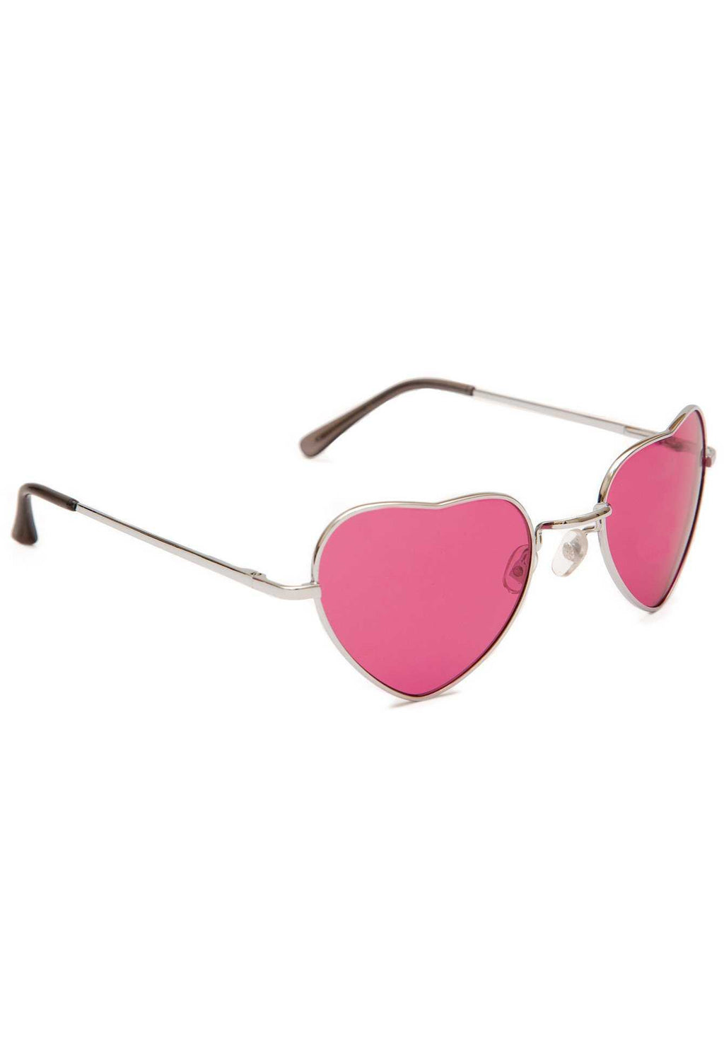 Accessories - Lennon Love Sunglasses - Rose