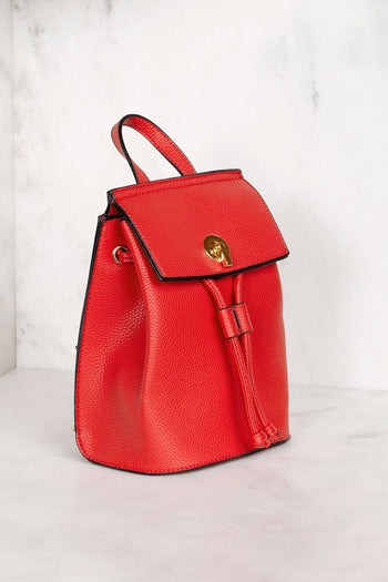 Accessories - Little Red Riding Backpack
