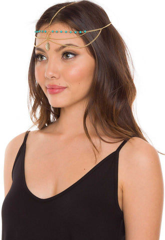 Kitty Kat Ear Silver Headband