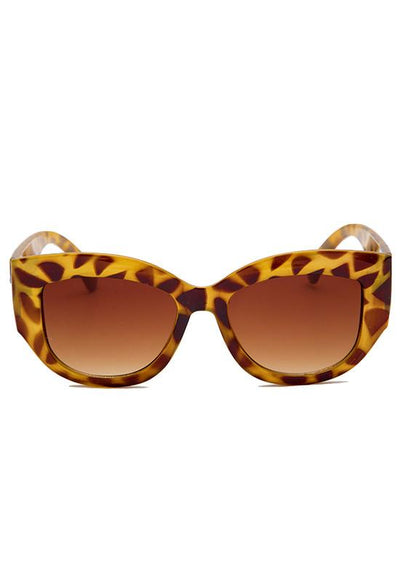 Accessories - Marty Sunglasses - Leopard