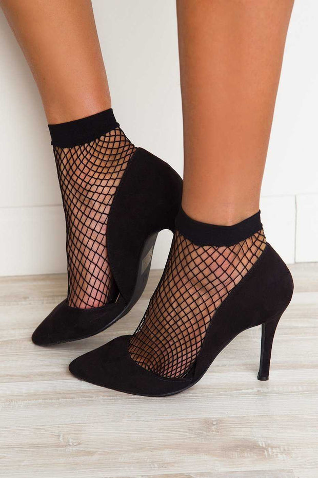Accessories - Modern Madonna Fishnet Socks