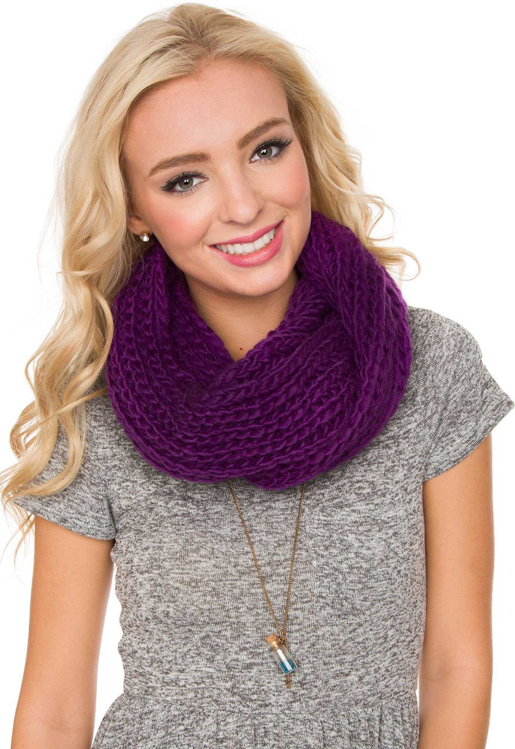 Accessories - Once Upon A Time Scarf - Purple