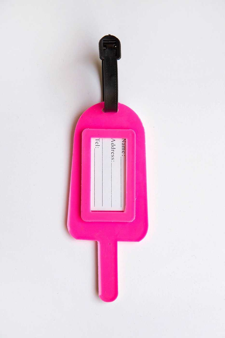 Accessories - Popsicle Luggage Tag