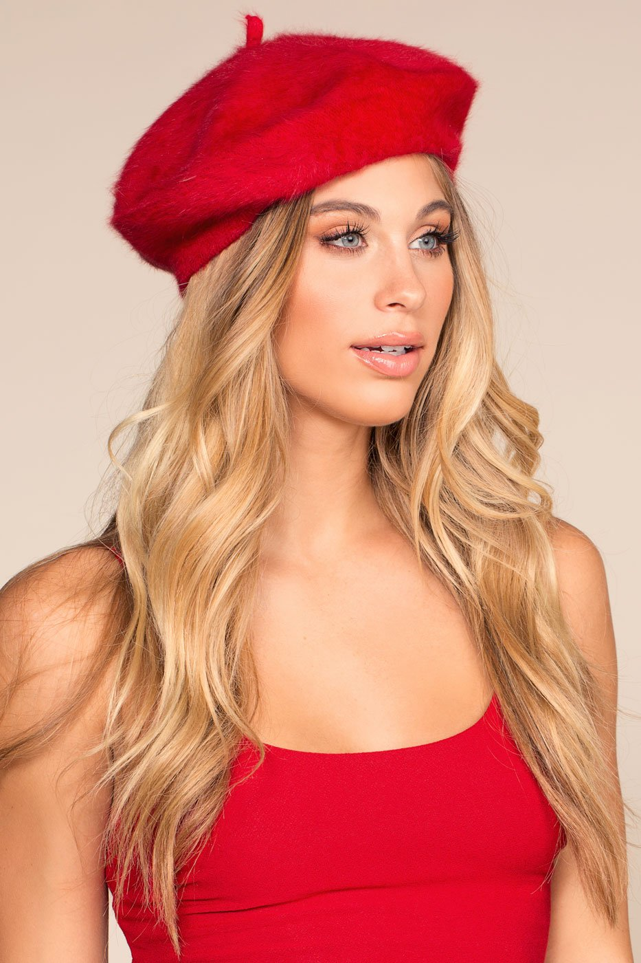Accessories - Rouge Beret