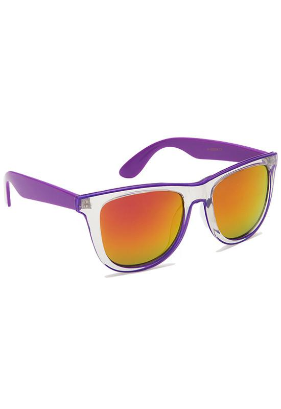 Accessories - Summer Break Sunglasses - Purple