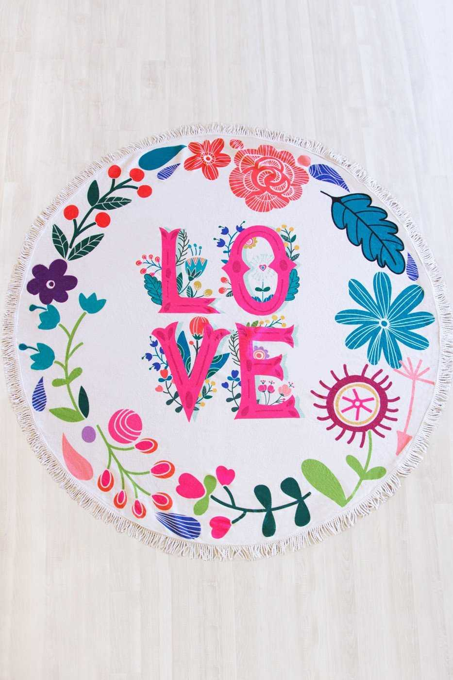 Accessories - Summer Love Beach Blanket