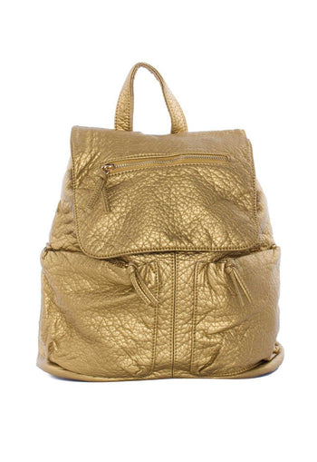 Accessories - Superstition Back Pack Bag In Gold
