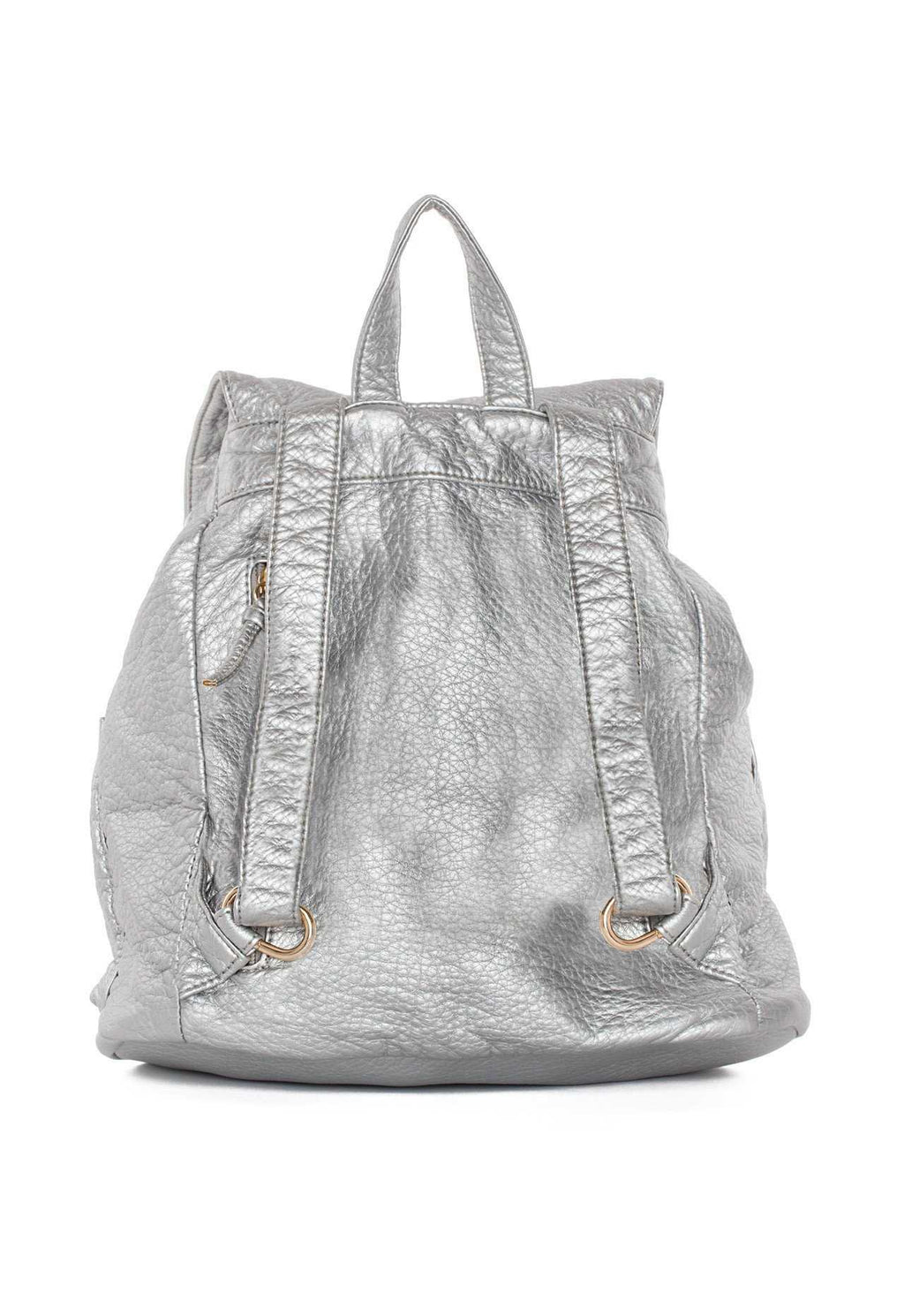 Accessories - Superstition Back Pack In Silver