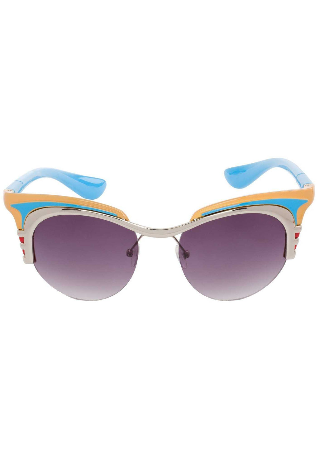 Accessories - Zetta Sunglasses In Blue