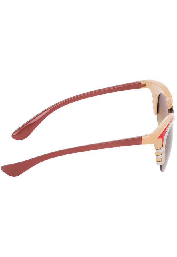 Accessories - Zetta Sunglasses In Red