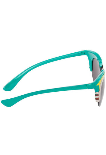 Accessories - Zetta Sunglasses  In Teal