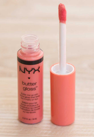 NYX Butter Gloss - Strawberry Cheesecake