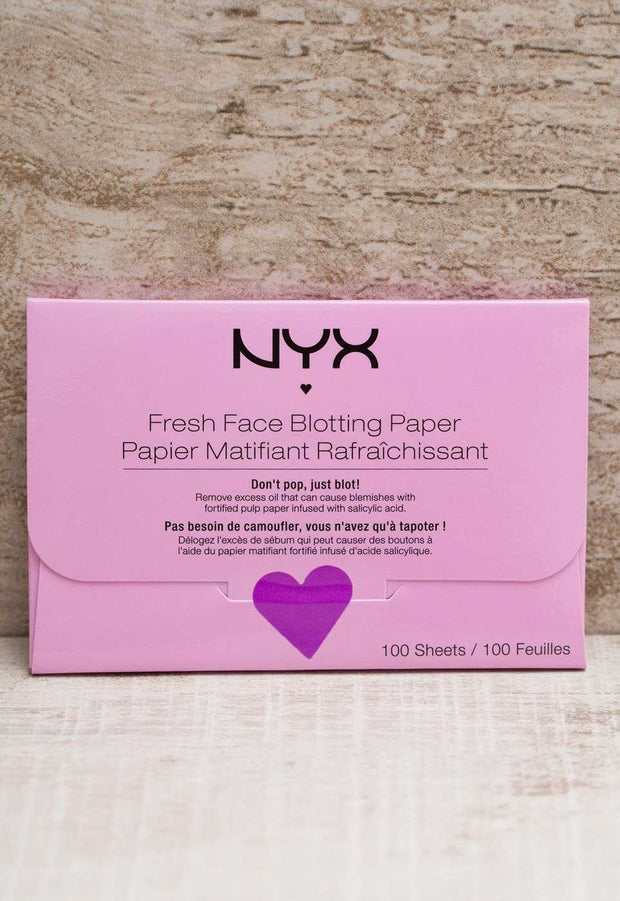 Beauty - NYX Face Blotting Paper - Fresh Face