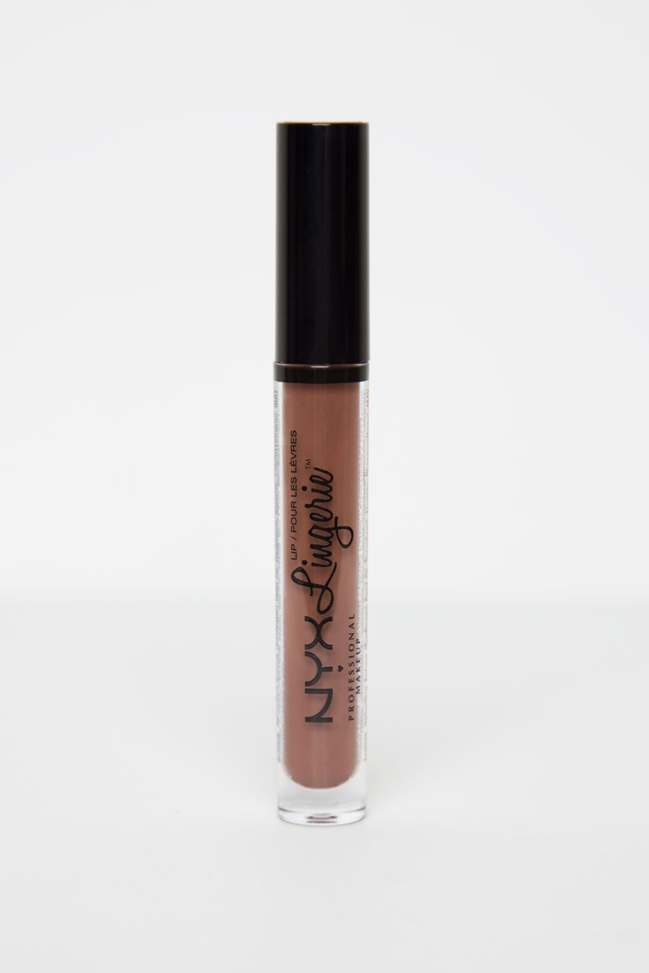 Beauty - NYX Lingerie Liquid Lipstick - Teddy