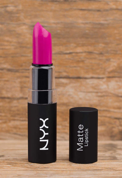 Beauty - NYX Matte Lipstick - Shocking Pink